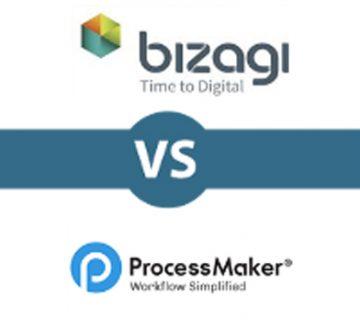 مقایسه bizagi با processmaker